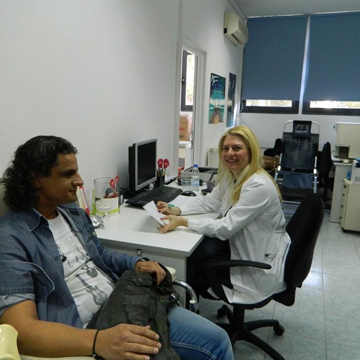 2η Εθελοντική Αιμοδοσία Bloodsharing