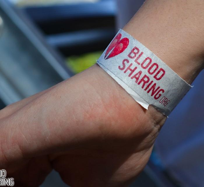 3η Εθελοντική Αιμοδοσία Bloodsharing
