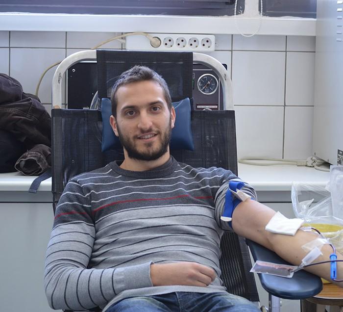 5η Εθελοντική Αιμοδοσία Bloodsharing