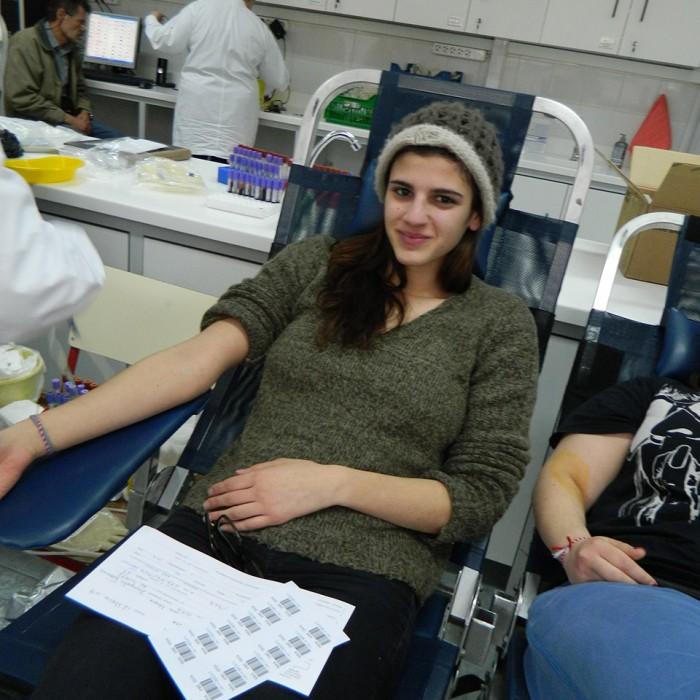 7. Προετοιμασία για την αιμοληψία
