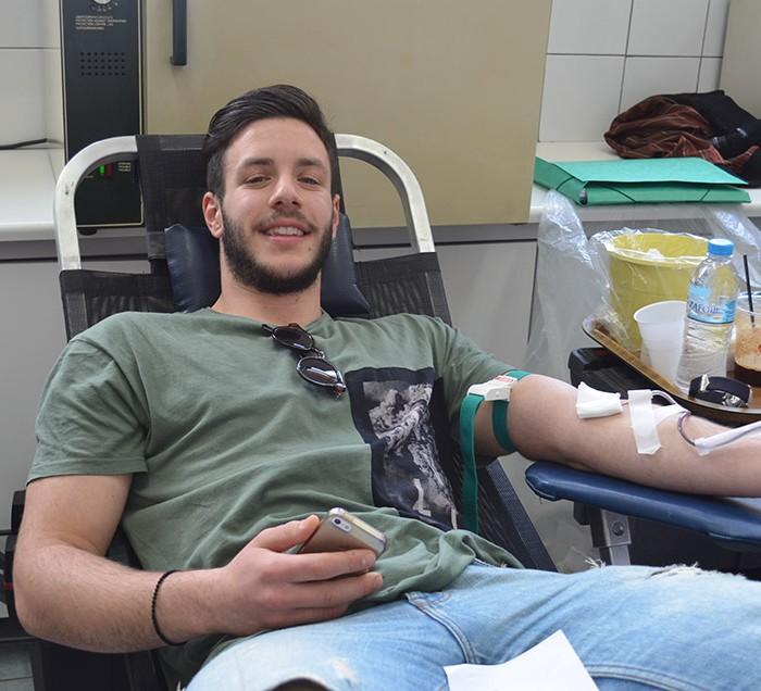 8η Εθελοντική Αιμοδοσία Bloodsharing